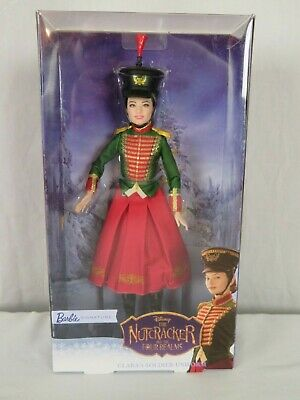 Barbie Signature Nutcracker and the Four Realms Clara's Soldier Uniform 2018
