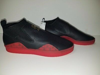 promo code 0aa2e 2ee7e Adidas 3ST .002 - Mens US Size 9.5 - Black with Red Sole