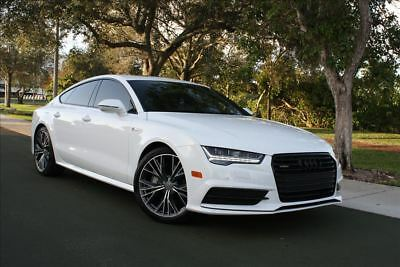 2016 Audi A7 2016 AUDI A7 PREMIUM PLUS LOADED 75K MSRP MINT 2016 AUDI A7 PREMIUM PLUS 14 15 16 17 18 MINT BMW 640 CLS550 75k MSRP