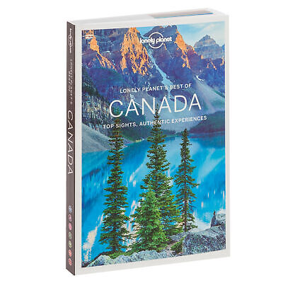 NEW Lonely Planet Best Of Canada