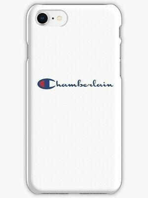 Chamberlain iPhone Case X 5 SE 6 7 8 S Plus, Emma Chamberlain Logo iPhone