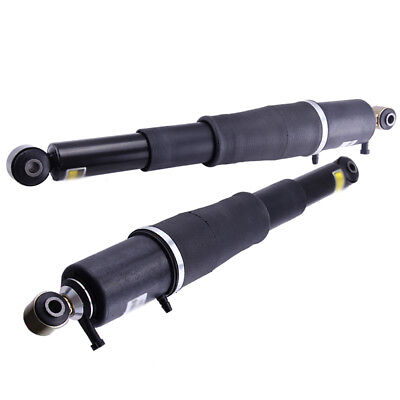 2PC For Chevy GMC Cadillac SUV AS2708 New Pair Rear Air Ride Suspension Shocks