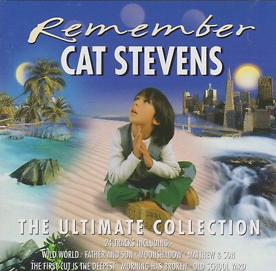 Cat Stevens Remember - The Ultimate Collection CD