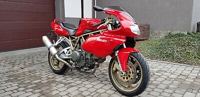 DUCATI 750 SS SuperSport '99 DESMO