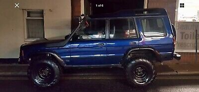 land rover 300tdi discovery