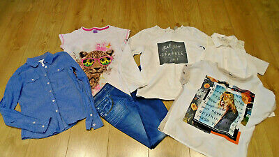 Girls bundle: NEXT/ River Island /H&M / F+F   age 11-12 yrs