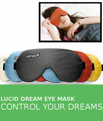 NEW Remee Remy Patch Dreams Sleep Eye Masks Inception lucid Dream Control 2018