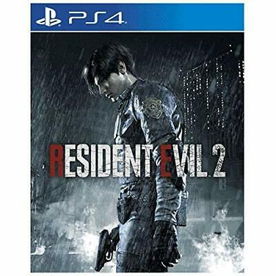 Resident Evil 2 Lenticular Edition PS4 NUOVO