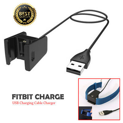 Fitbit Charging USB Cable Charger Lead  for  CHARGE 2 Fitness Tracker Wristband