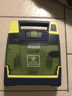 Cardiac Science AED Trainer Teaching Device REF 180-5021-101