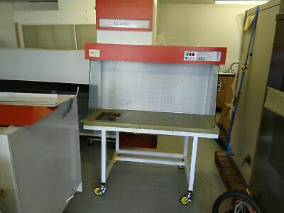 M.D.H Small Fume Safety Cabinet Laminar Flow Hood