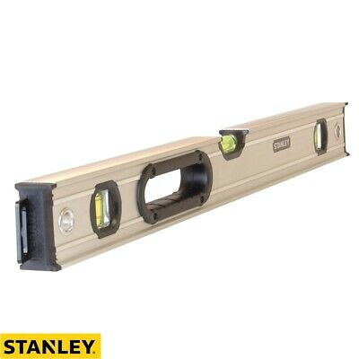 Stanley STA043624 FatMax Pro Box Spirit Level 3 Vial 60cm