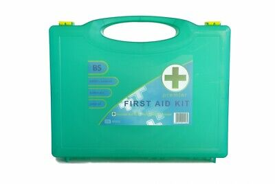 Qualicare Bsi Compliant Premier Large Workplace Medical Emergency First Aid Kit