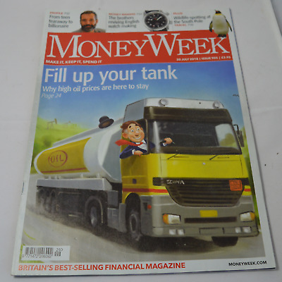 Money week Magazine Fill Your Tank Issue 905 2018