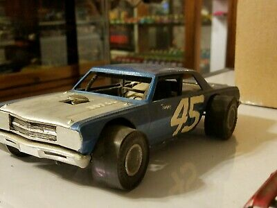 Junkyard stockcars lot ! model cars! 2 Chevelles and 1 57 chevy! Vintage .