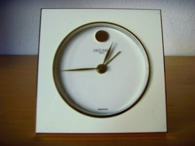 Used - WATCH DESKTOP JACCARD alarm - movement of charge manual