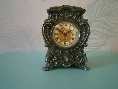 Antique Late 19th Century Ansonia Carriage Clock, Restoration Project.