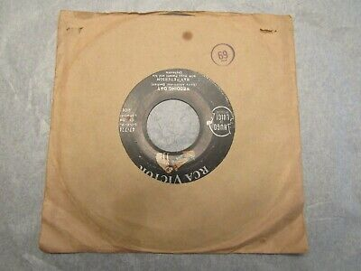 """Ray Peterson Tell Laura I Love Her / Wedding Day RCA 47-7745 45 rpm 7"""""""