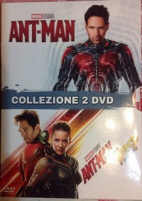 Ant-Man / Ant-Man And The Wasp  2 Dvd  Cofanetto