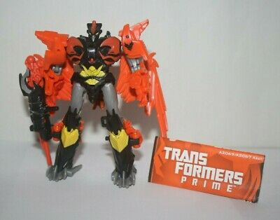 Transformers Prime Beast Hunters Commander Class Predaking Complete