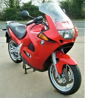 Y2K BMW K1200RS with 12 month MoT. Fast and smooth sports tourer.
