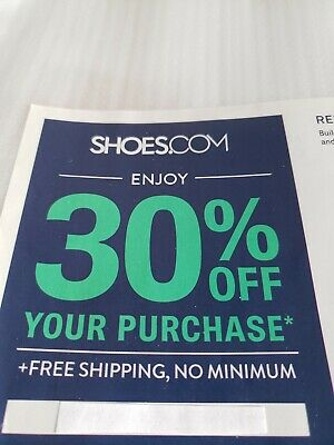 30% Off Your Purchase at Shoes.com Coupon Code Expires 3/15/2019