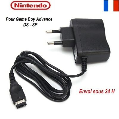 Transfo Chargeur Secteur Alimentation Nintendo GBA  Game Boy Advance - DS-SP