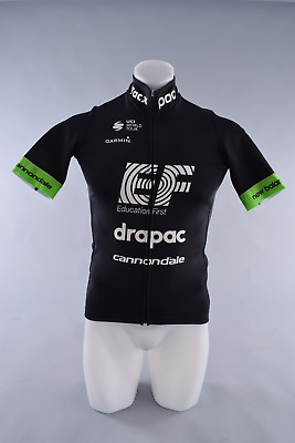 e857d0fe1 Cannondale Drapac Pro Cycling Team Soft Shell Short Sleeve Jacket Small  Black