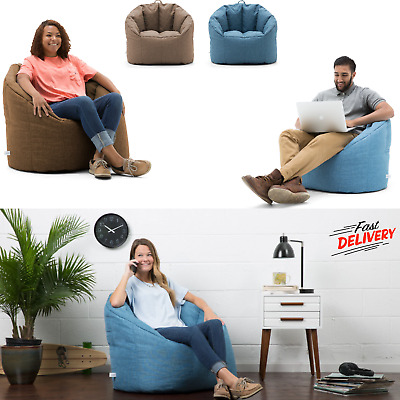 Pleasing Big Joe Lux Union Milano Bean Bag Chair Multiple Colors Ibusinesslaw Wood Chair Design Ideas Ibusinesslaworg