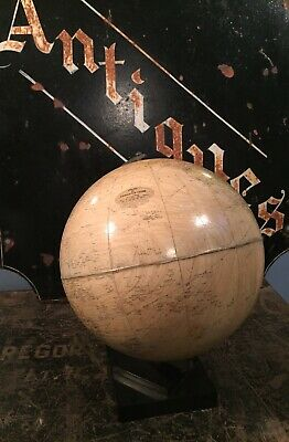 Vintage Collectable 1960's Philips World Globe in nice condition. Retro 🌍🌎🌏