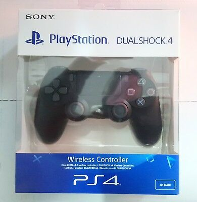 Sony Ps4 Controller Nero,dualshock,originale,console Playstation 4,wireless,nuov