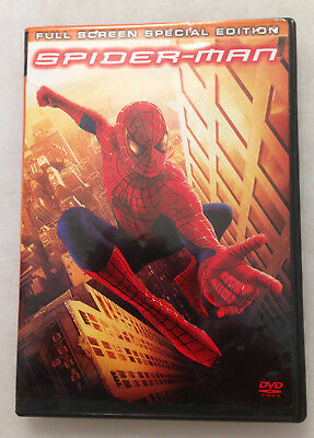 DVD Spider-man  full screen special edition -2 disc set