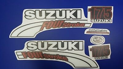 Suzuki Boats Emblem 175* + FREE FAST delivery DHL express - stickers decal