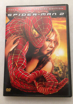 DVD Spider-man  2 full screen special edition -2 disc set