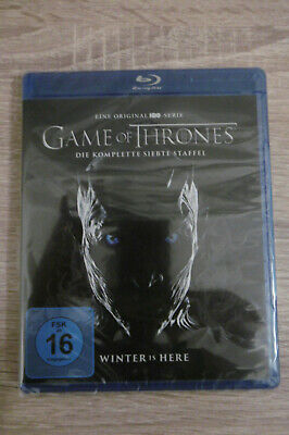 Game of Thrones Staffel Sieben Blu-ray Neu&OVP