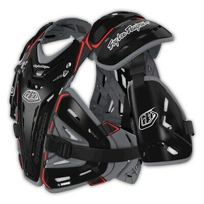 Troy Lee Designs NEW TLD Mx CP5955 Black Chest Protector Motocross Body Armour
