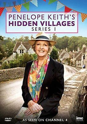 Penelope Keith's Hidden Villages: Series 1  - DVD **NEW SEALED** FREE POST**
