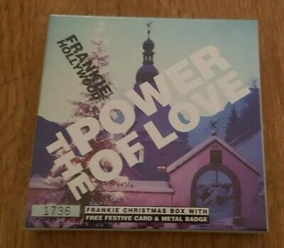 Frankie Goes To Hollywood Power Of Love Cd Single Box Set Sealed