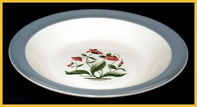 Wedgwood Mayfield 8 1/4 Inch Rimmed Soup Bowls - NEW !