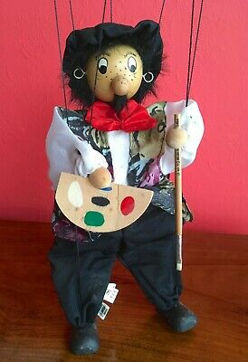 ARTIST PUPPET by GROVE (UK) INTERNATIONAL LIMITED