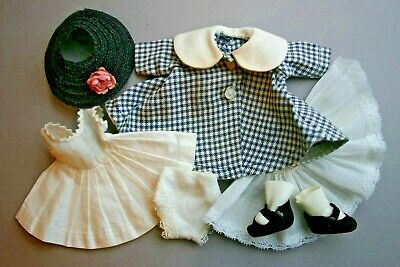 Vintage Madame Alexander-Kins Wendy Doll Tagged Clothing Lot Fits Ginny Muffie 4