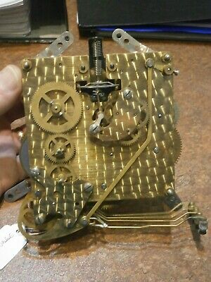 SMITHS FLOATING BALANCE Manle Clock MOVEMENT Westminster Chime sound parts
