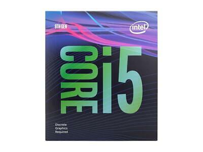 Intel Core i5-9400F Desktop Processor 6Core Without Graphics 65W BX80684I59400F