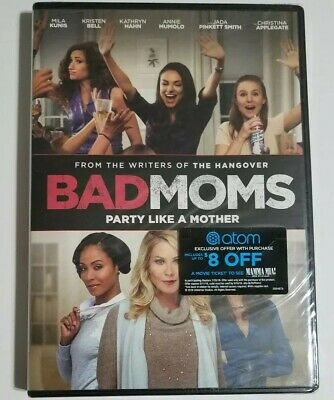 Bad Moms [DVD]