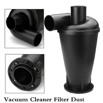 Car Extractor Dust Collector Woodworking Vacuum Cleaner Filter Catcher W/ Flange