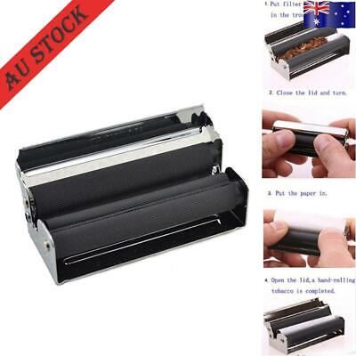70mm Easy Manual Tobacco Roller Hand Cigarette Maker Rolling Machine Tool Kit