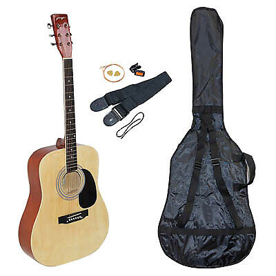 """Johnny Brook 41"""" Acoustic Guitar Kit (Colour Naked)"""