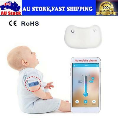 Baby Temperaturer 24-Hour Intelligent Baby Fever Monitor With Wireless Alerts AU