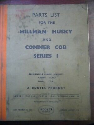 Rootes Product Catalogues