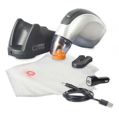 New Primus Vacuum Sealing System 12v rechargeable sealer hand held